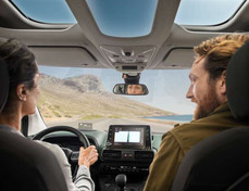 Driving with peace of mind